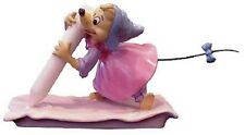 WDCC Disney Classic CINDERELLA CHALK MOUSE 'NO TIME FOR DILLY DALLY' 41006 NIB