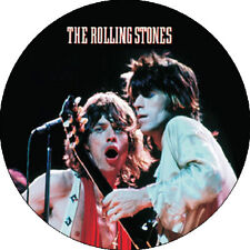 IMAN/MAGNET THE ROLLING STONES Keith Richards & Mick Jagger . beatles brian jone