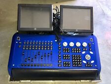High End Systems Hog IPC Lighting Controller With Monitors, Lights, and Roadcase