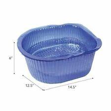 New Universal Pedi Bath Liners- 50% Thicker - Fit Footsie Bath Plus Foot