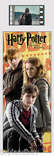Film Cell Genuine 35mm Laminated Bookmark USBM549 Harry Potter Deathly Hallows