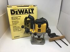 DEWALT DW621 2HP Heavy Duty Electronic Plunge Router Variable Speed In Box.