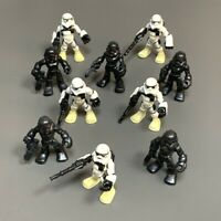 10X Playskool Star Wars Galactic Heroes Imperial Death Trooper Sandtrooper Toys