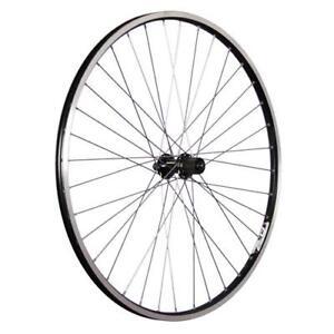 Taylor-Wheels 28 pollici ruota posteriore bici ZAC19 Shimano Tourney TX500 nero