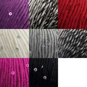 King Cole Galaxy Chunky Yarn 50g Balls Choose Your Colour