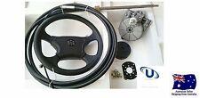 Boat Steering Kit 12FT (3.65metre) Cable Teleflex Ultraflex Compatible Multiflex