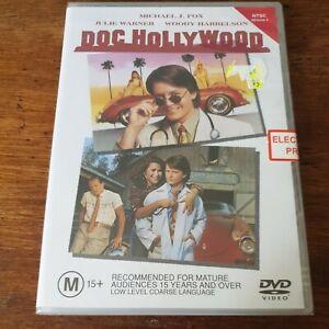 Doc Hollywood DVD R4 Brand New! FREE POST