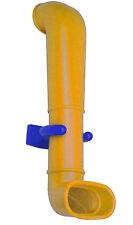 XXL Periskop Gelb drehbar für Spielturm Kinder Spielzeug Fernrohr Ausguck Spion