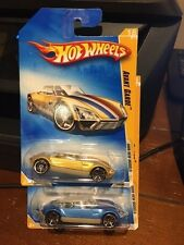 2009 Hot Wheels New Models Lot of Two Avant Garde #18 color variations