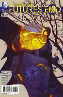 New 52 Futures End #26 Unread New Near Mint New 52 DC 2014 **16