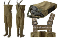 Trakker N2 Chest Waders super light weight  *ALL SIZES* FREE POST