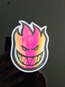 Spitfire Skateboard Sticker