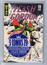 Phantom/Flash Gordon/Mandrake, King Comics 3 Comic Multi-Pack