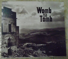 Kung Fu Vampire - Womb Til Tomb [AUTOGRAPHED]