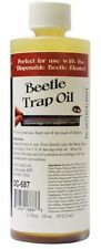 Honey  Beetle Oil for Beekeeping  and 5   Traps from expert  of Bees since 1981