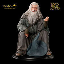 WETA Gandalf The Grey Mini Statue Lord Of The Rings NEW SEALED DOUBLEBOX