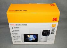 KODAK Cherish C525 Video Baby Monitor with Mobile App - 5 inch HD Screen
