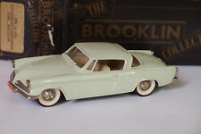 BROOKLIN BRK 32 1953 STUDEBAKER COMMANDER STARLINER COUPE 1/43