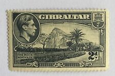 Gibraltar Sg 134 Perf 14 Mint Cat £32