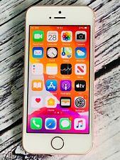 Apple iPhone SE 128GB (Unlocked) - Rose Gold - A+ (Grade) Pristine Condition