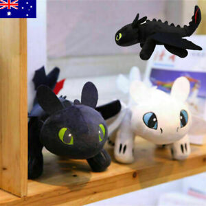 14'' How to Train Your Dragon 3 Stuffed Doll Toothless Figure Kids Plush Toys