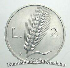 Repubblica Italiana - 2 Lire Spiga dal 1948 al 1950 da BB a FDC
