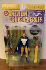 2001 DC Direct-LEGIONE DEI SUPER EROI-Lightning LAD con anello di volo Legion