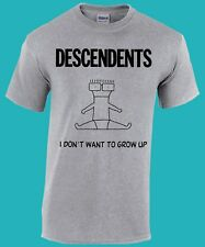 DESCENDENTS I don't want to grow up T-shirt (Bad Religion, All, Minor Threat)