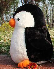 "Cute 17""/43CM Large Penguin Giant Stuffed Soft Plush Animal Toy Kid Bithday Gift"