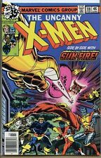 Uncanny X-Men 1963 series # 118 very fine comic book