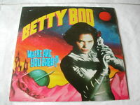 """BETTY BOO - WHERE ARE YOU BABY ? - RHYTHM KING 7"""""""