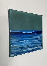 Shane Townley art painting originalCONTEMPORARY oil IMPRESSIONISM Beach Surfing