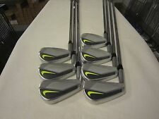 Nike Vapor Pro Iron Set - 4-PW - Dynamic Gold S300 Stiff Flex Steel - NEW - LH