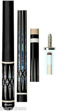 NEW Players G-4118 Pool Cue - G4118 - FREE Joint Caps, Q WIZ & US SHIPPING