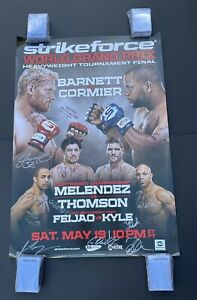 Official STRIKEFORCE WORLD GRAND PRIX BARNETT VS CORMIER, UFC, Pride fc, SBC