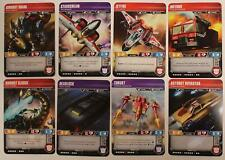 Transformers TCG Oversized Jumbo Card UT and CT Mix Lot x8 Lot NM/LP Condition