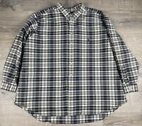 Polo Ralph Lauren 5XLT 5XL 5X Big & Tall Long Sleeve Button Down Collared Shirt