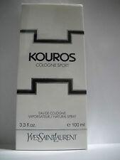 KOUROS COLOGNE SPORT UOMO EAU DE COLOGNE 100 ML SPRAY INTEGRO YVES SAINT LAURENT