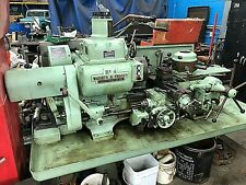 Warner Amp Swasey No4 M 1420turret Lathe With30 Collets 30a 220 3 Phase