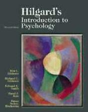 Introduction to Psychology, Nolen-Hoeksema, Susan, Bem, Daryl J., Smith, Edward