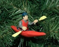 Kayak, Kayaking Christmas Ornament