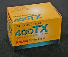 Kodak Tri-X 400 135-36 135/36 3 Films Mhd / Expiry Date 01/2021