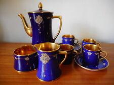 Carlton Ware art deco coffee set