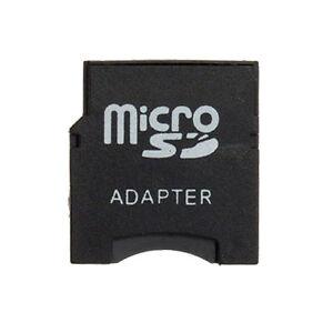 Micro SD to Mini SD Card Adapter Adaptor Converter Reader Adaptateur