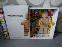 Lego Originals 853967 Lego Holz-Minifigur (20 cm) - Neu & OVP