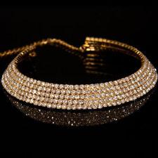 Fashion Jewelry Modeschmuck-Halsketten & -Anhänger mit Strass-Hauptstein für Damen