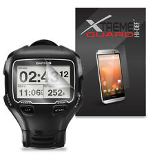 6-Pack HD XtremeGuard HI-DEF Screen Protector Cover For Garmin Forerunner 910XT
