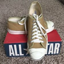 Vtg Converse Jack Purcell Cavan Sneaker Shoe Low Top Size 8 Men's Made in USA.