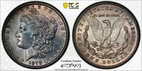 1878 7TF Reverse 1878 Morgan Silver Dollar PCGS UNCIRCULATED Toned details 6903
