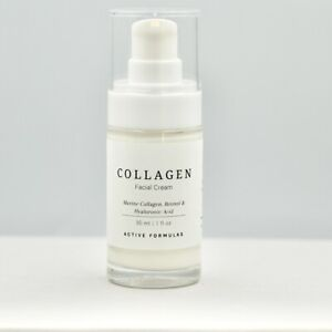 Collagen and Retinol Cream, Hydrolysed Collagen, Hyaluronic acid, Vitamins A + C